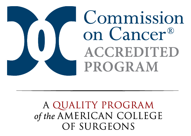 Commission on Cancer Accredited Program